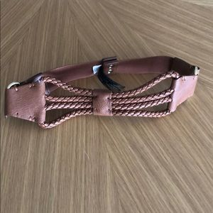 Bebe caramel ( tan ) belt